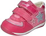 Geox Baby Mädchen B Each Girl E Sneaker, Pink (Dk Fuchsia), 20 EU