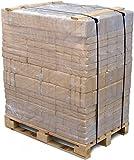 960 kg mumba Ruf Briketts Holzbriketts Briketts sauber auf Palette geliefert (Nadelholz, RufBrikettsPalette)