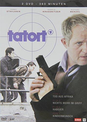 Tatort - Box 1: Tod Aus Afrika / Nichts Mehr Im Griff / Habgier / Kinderwunsch
