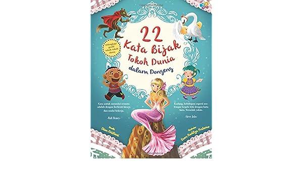 Buy 22 Kata Bijak Tokoh Dunia Dalam Dongeng Indonesian
