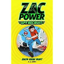 Zac's Bank Bust (Zac Power Spy Recruit)