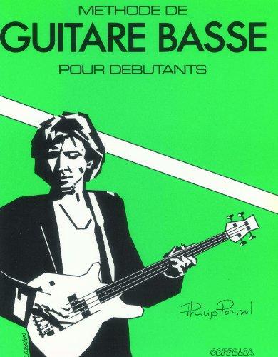 Partition: Methode de guitare basse pour debutants par Philip Ponsol