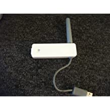 MICROSOFT Xbox 360 del receptor de WiFi (adaptador de red inalámbrico) de accesorios para Xbox 360