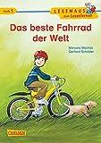 LESEMAUS zum Lesenlernen Stufe 1: Das beste Fahrrad der Welt