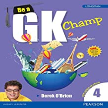 Be a GK Champ by Pearson for Class 4