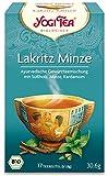 Yogi TEA Lakritz Minze Bio, 17X1.8 g