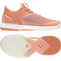 factory authentic 37ca2 e1c86 adidas Women s Adizero Ubersonic 3 Tennis Shoes
