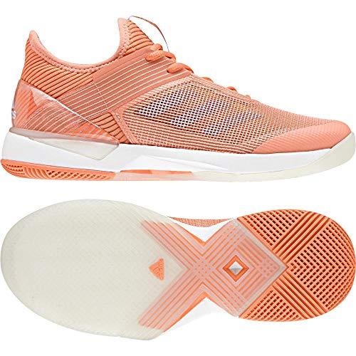 adidas Damen Adizero Ubersonic 3 Tennisschuhe, Orange (Cortiz/Aeroaz/Naalre 000), 40 EU