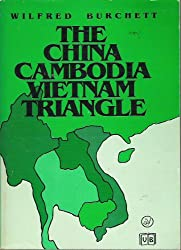 China, Cambodia, Vietnam Triangle