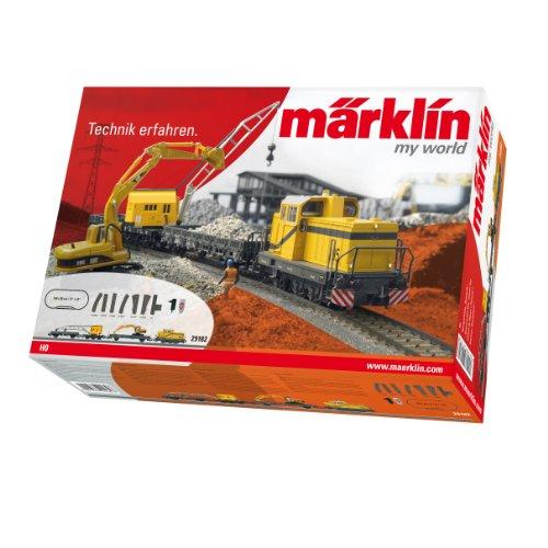 Preisvergleich Produktbild Märklin 29182 - Digital-Startpackung Baustelle