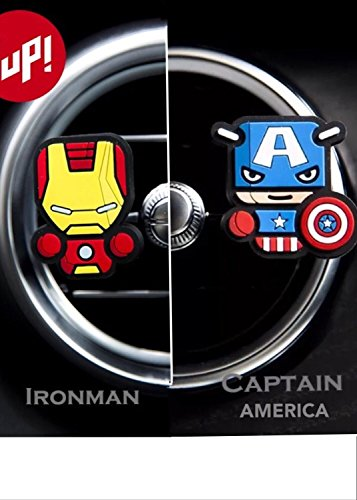 2-x-coolest-novelty-car-air-fresheners-marvel-avengers-batman-superman-hulk-thor-ironman-captain-ame