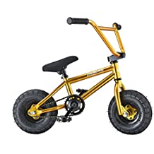 Rocker Freestyle 10 inch Mini BMX Stunt Bike Bicycle, Various Colours