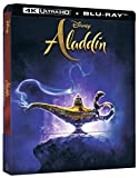 Aladdin (Live Action) (Ltd Steelbook) (Blu-Ray 4K Ultra Hd+Blu-Ray)