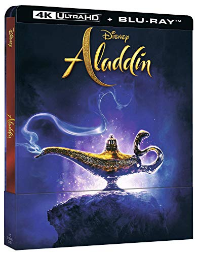 Aladdin (Live Action) (Ltd Steelbook) (Blu-Ray 4K Ultra Hd+Blu-Ray) [Italia] [Blu-ray]