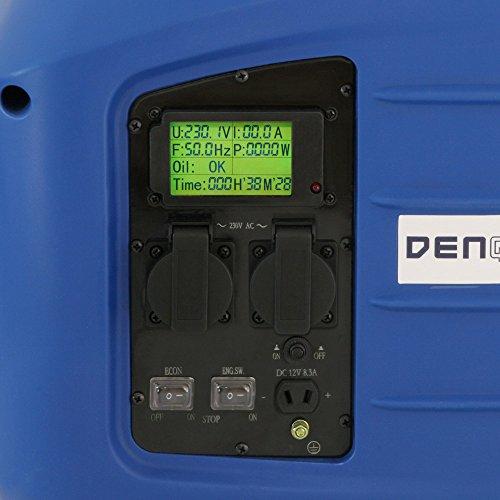 Denqbar DQ2800 digitaler Inverter Stromerzeuger 2,8 kW - 4