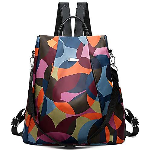 Mochila de Color Multifuncional,Gusspower Bolsa de Viaje Oxford Bolsa