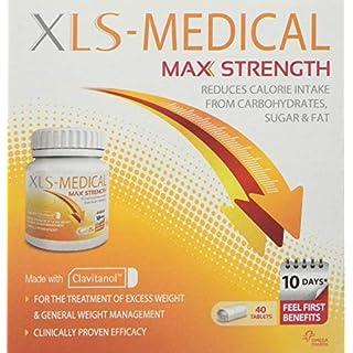 X L S - Medical Max Strength 40 Tablets