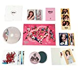 TWICE 5th Mini Album - WHAT IS LOVE ? [ A Ver. ] CD + Photobook + Photocards + Lyrics book + Postcard + Sticker + OFFICIAL SPECIAL SET + OFFICIAL POSTER + FREE GIFT/K-pop Sealed