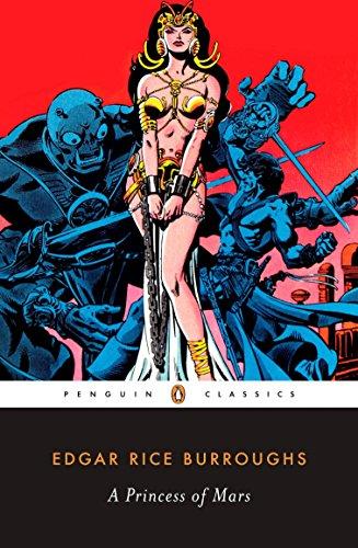 A Princess of Mars (Penguin Classics) por Edgar Rice Burroughs