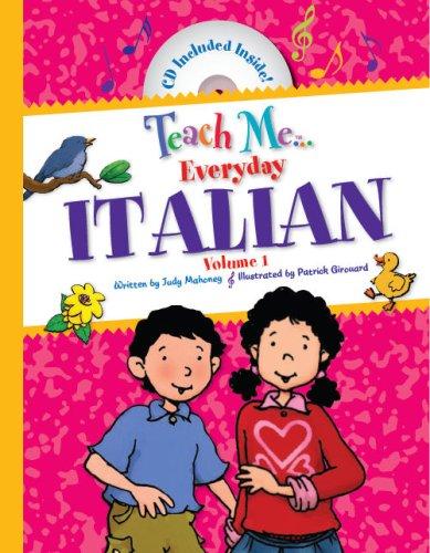 Teach me everyday italian: 1
