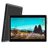 Tablette Tactile 10.1 Pouces Tablette PC Android 7.0 avec Double Slot pour Carte SIM,...