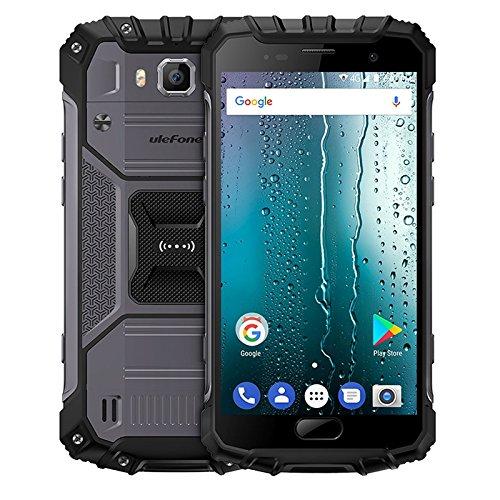 Ulefone Armor 2S Triple Proofing sbloccato smartphone Android 7.0 2 GB + GB IP68 impermeabile antiurto identificazione delle impronte digitali 12,7 cm Sharp MTK6737T Quad Core 64-bit fino a 1.5 GHz Support 4 G network, NFC, OTG, volte