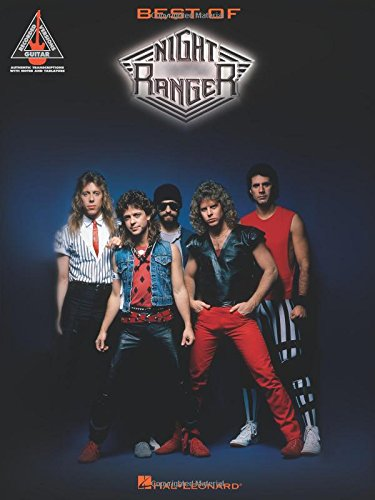 Best of night ranger (Recorded Versions Guitar)