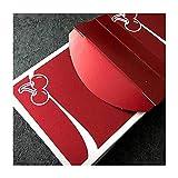 Cherry Casino (Reno Red) Playing Cards By Pure Imagination Projects Con video online tecniche di Antonio Cacace Il video è prodotto da Fabbrica Magia e coperto da copyright