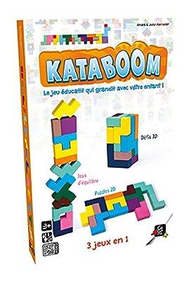 Gigamic - Kataboom Jeu de Société, Gzfkb