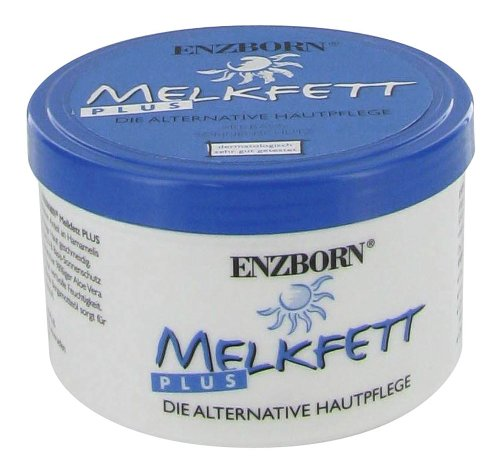 Kerbl Enzborn Enzborn Melkfett plus, Lichtschutzfaktor 4, 250 ml