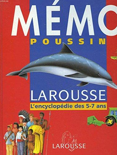 MEMO POUSSIN. : Mon premier mémo par Collectif