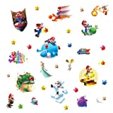 RoomMates 54178 Super Mario Galaxy 2