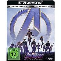 Avengers: Endgame 4K-UHD Steelbook