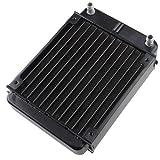 Best Radiators - AGPtek® 12 Pipe Aluminum Heat Exchanger Radiator Review