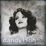 Dandylion (Katzenjammers' Marianne Sveen): Images Under Construction-Selections (Audio CD)
