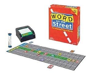 Brybelly Holdings TOOB-06 Word sur le plateau de jeu de la rue