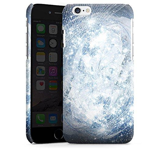 Apple iPhone 5s Housse Étui Protection Coque Univers Galaxie Galaxie Cas Premium brillant