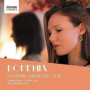 Bohemia: Works for Violin & Piano
