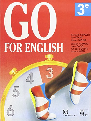 Go for english - 3e. Elève par Cripwell-K+Keane-J (Broché)