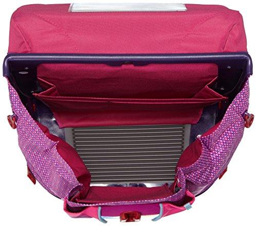 Scout 714007 Nano Set Kinder-Rucksack, Violett - 3