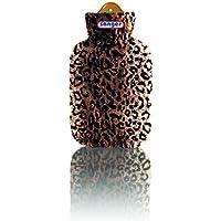 Dschungeldesign Leopard mit 2,0 Liter Wärmflasche preisvergleich bei billige-tabletten.eu