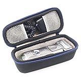 Hart Reise Tasche Case für Braun Series 5 7 9 7898cc 799cc 9290cc 9296cc 9090cc 9075cc 5090cc 5050cc 5030s Men's Wet und Dry elektrischer Rasierer von GUBEE