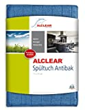 ALCLEAR 950017 antibakterielles Ultra-Microfaser Spültuch Antibak mit Silber