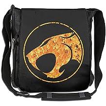 cmcgh Thunder gatos Messenger bolsa de viaje maletín bolsa de hombro para adulto viaje y viaje