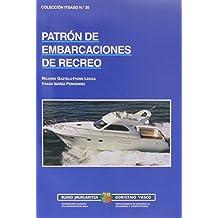 Per - patron de embarcaciones de recreo (Itsaso)