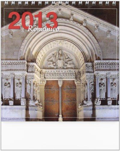Calendario de mesa Románico 2013
