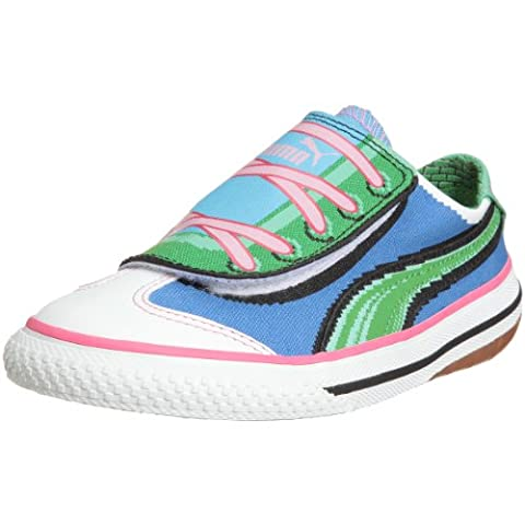 Puma 917 Leinen Low Kinder Sneaker