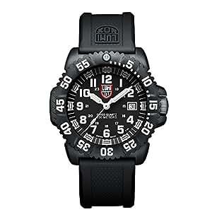 Luminox Navy SEAL Colormark Herren-Armbanduhr Analog Quarz Kautschuk - LU3051