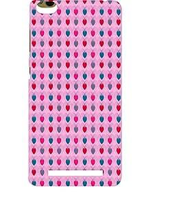 EPICCASE pinky fruits Mobile Back Case Cover For Xiaomi 3S Prime (Designer Case)