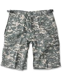 Mil-Tec at-digital Bermuda style armée américaine prélavé
